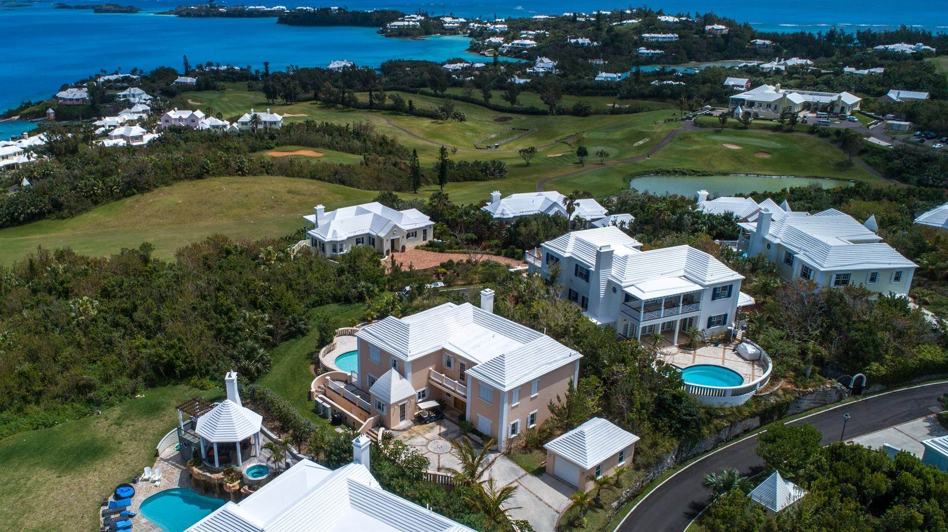 2. Single Family Homes at Tucker's Point Club Estate Home 15 Ship's Hill, St Georges Parish, Bermuda HS02 Bermuda