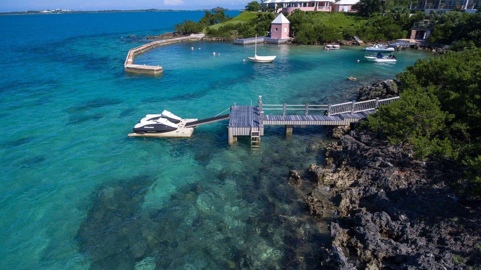 6. Waterfront Property at Lily Lodge In Tucker's Town , St Georges Parish, Bermuda HS02 Bermuda