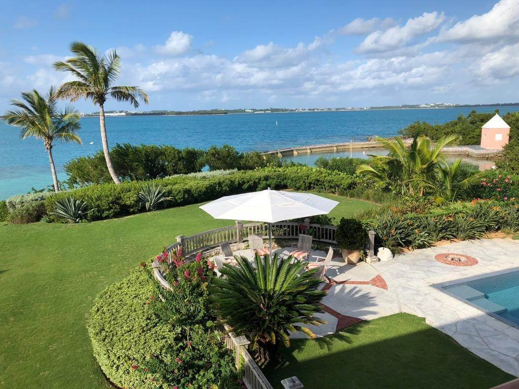 2. Waterfront Property at Lily Lodge In Tucker's Town , St Georges Parish, Bermuda HS02 Bermuda