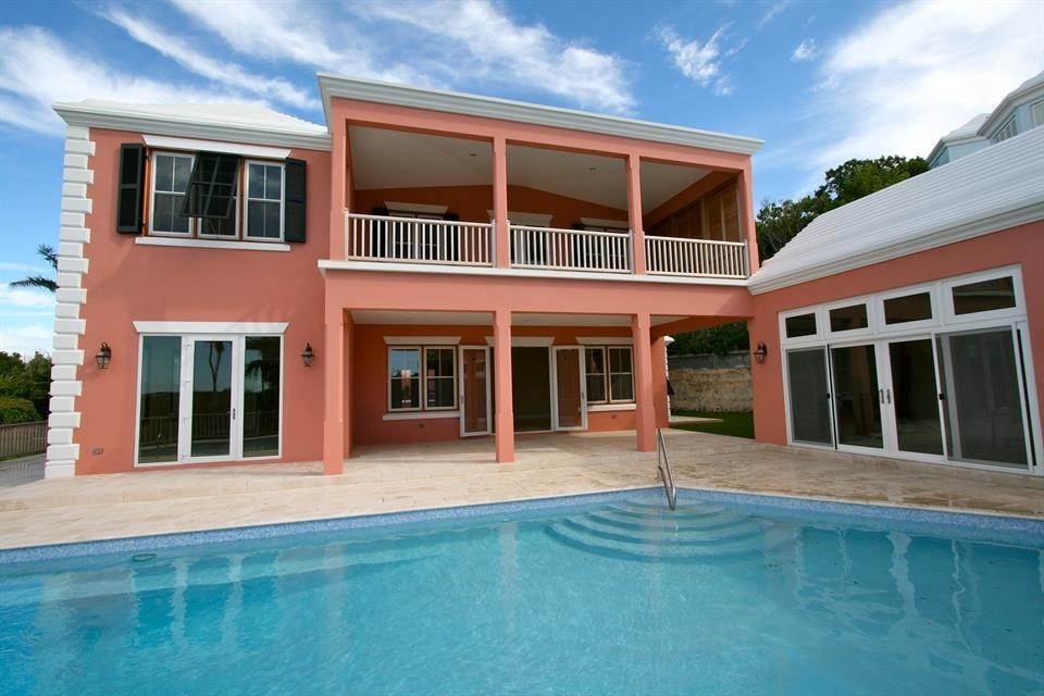6. Single Family Homes for Sale at Ship's Hill Estate Home At Rosewood Tucker's Point Ship's Hill Estate Home At Rosewood Tucker's Point, 27 Ship's Hill,Bermuda – Sinclair Realty