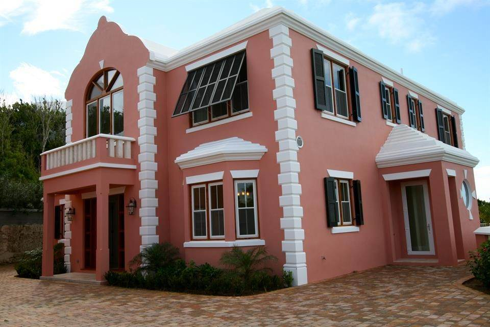 7. Single Family Homes 용 매매 에 Ship's Hill Estate Home At Rosewood Tucker's Point Ship's Hill Estate Home At Rosewood Tucker's Point, 27 Ship's Hill,Bermuda – Sinclair Realty