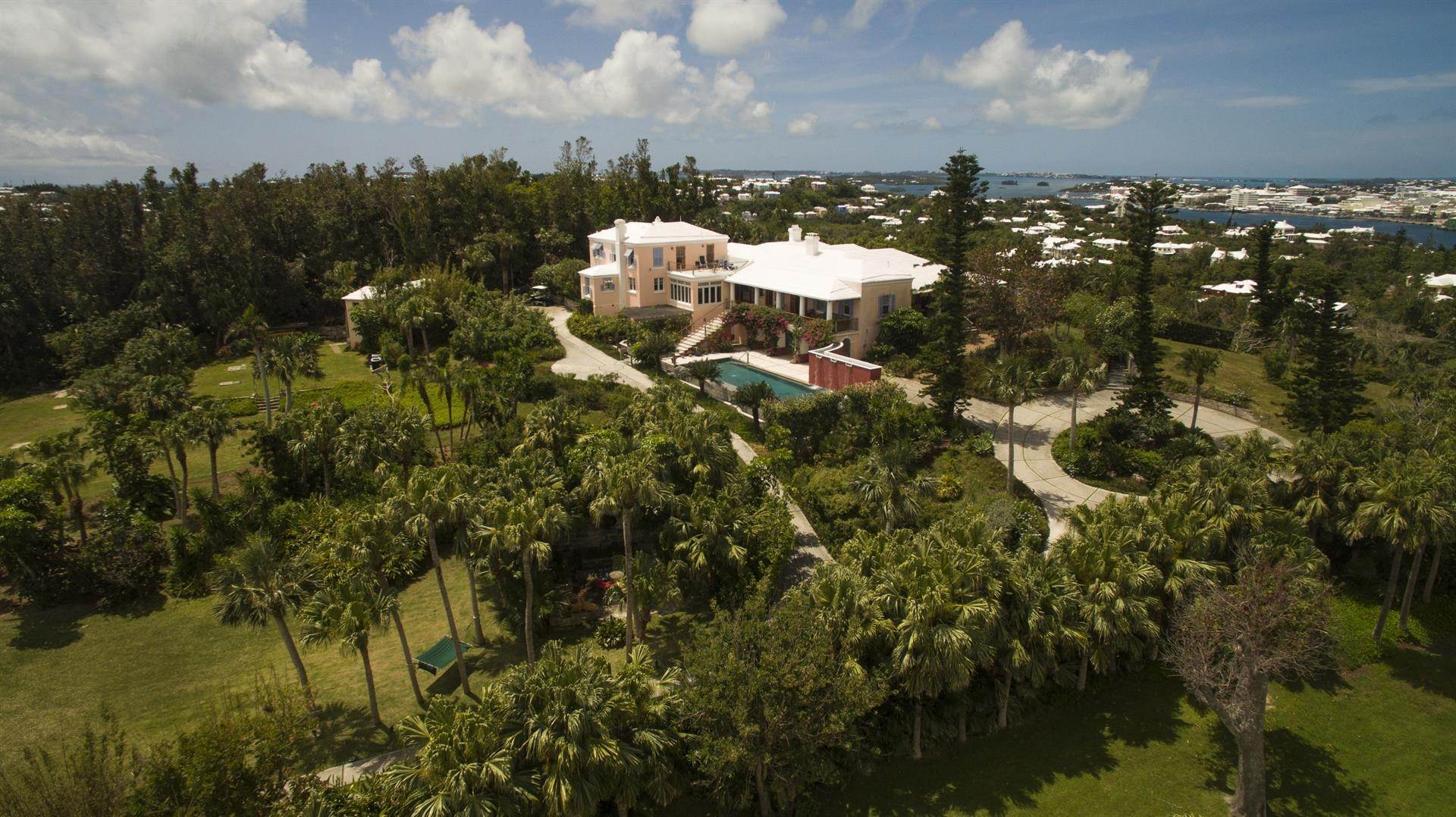 Estate for Rent at Belgarde Belgarde, 4 Bellevue Drive,Bermuda – Sinclair Realty