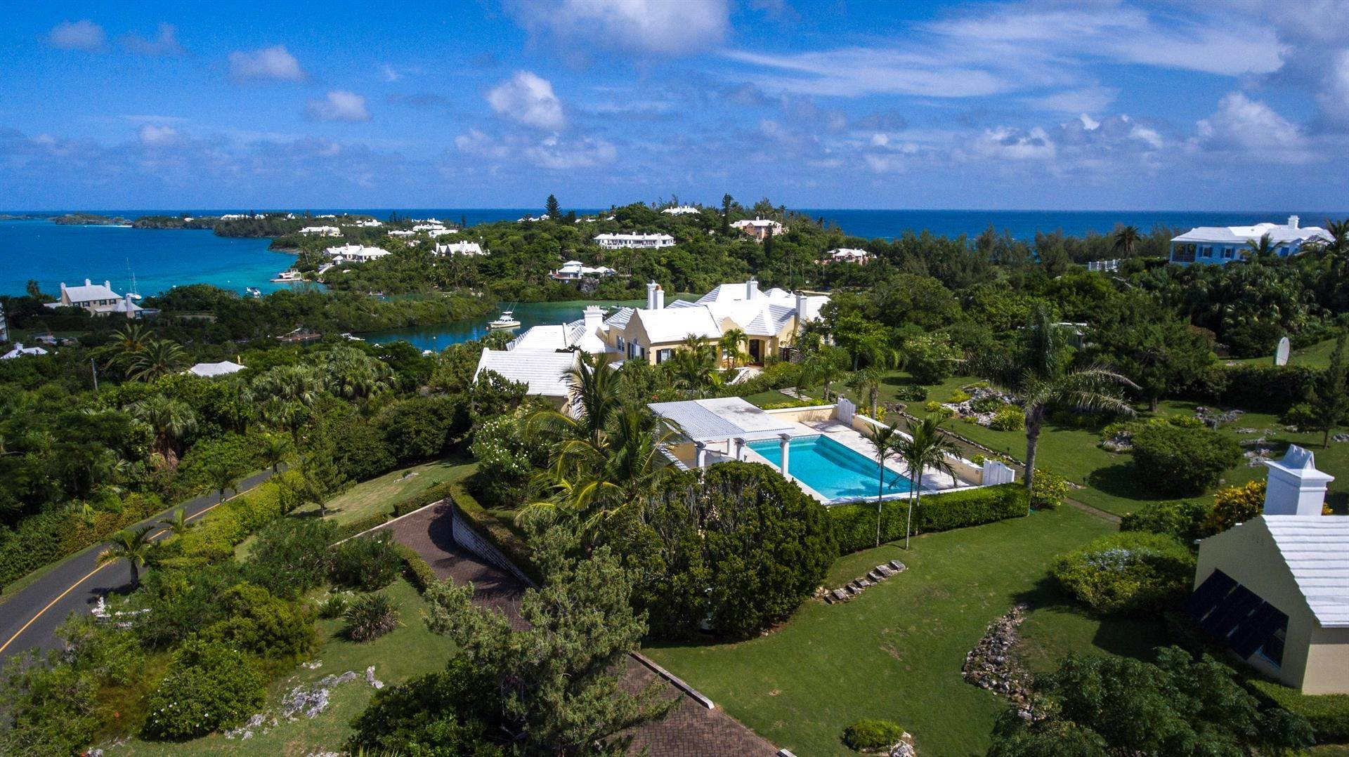28. Propriété pour l Vente à Atlanta By The Sea In Tucker's Town Atlanta By The Sea In Tucker's Town, ,Bermuda – Sinclair Realty