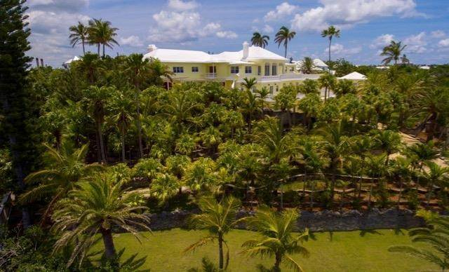 Propriété au bord de l'eau pour l Vente à Palomera In Fairylands Palomera In Fairylands, 7 Mills Shares Road,Bermuda – Sinclair Realty