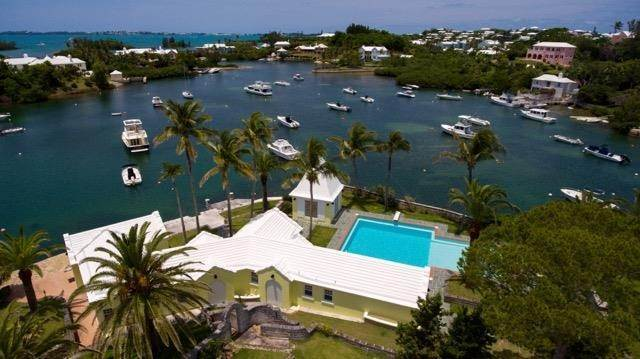 2. Propriété au bord de l'eau pour l Vente à Palomera In Fairylands Palomera In Fairylands, 7 Mills Shares Road,Bermuda – Sinclair Realty
