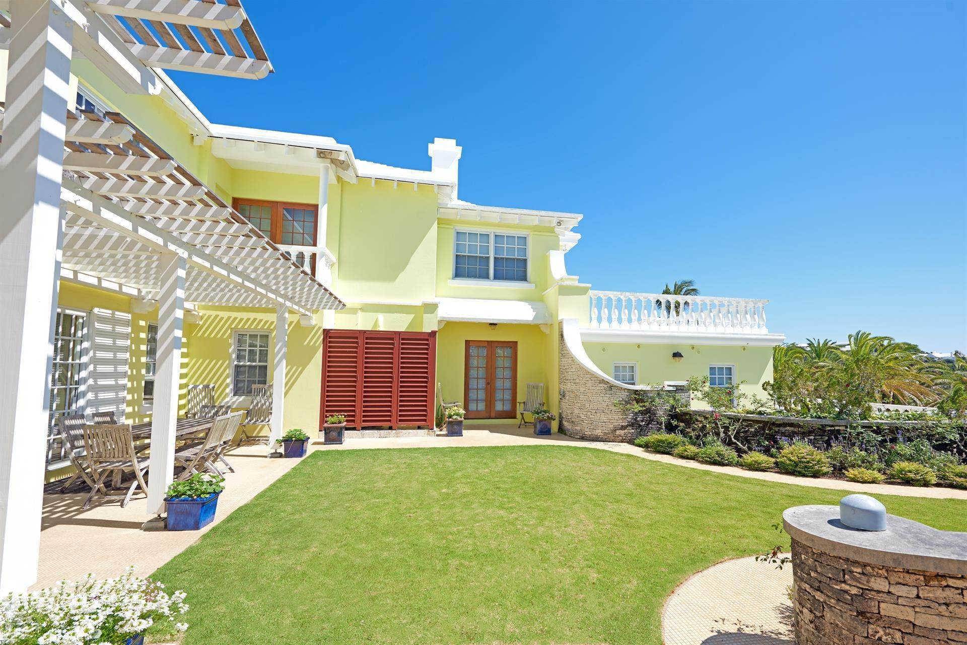 7. Propriedade do Waterfront para Venda às Palomera In Fairylands Palomera In Fairylands, 7 Mills Shares Road,Bermuda – Sinclair Realty