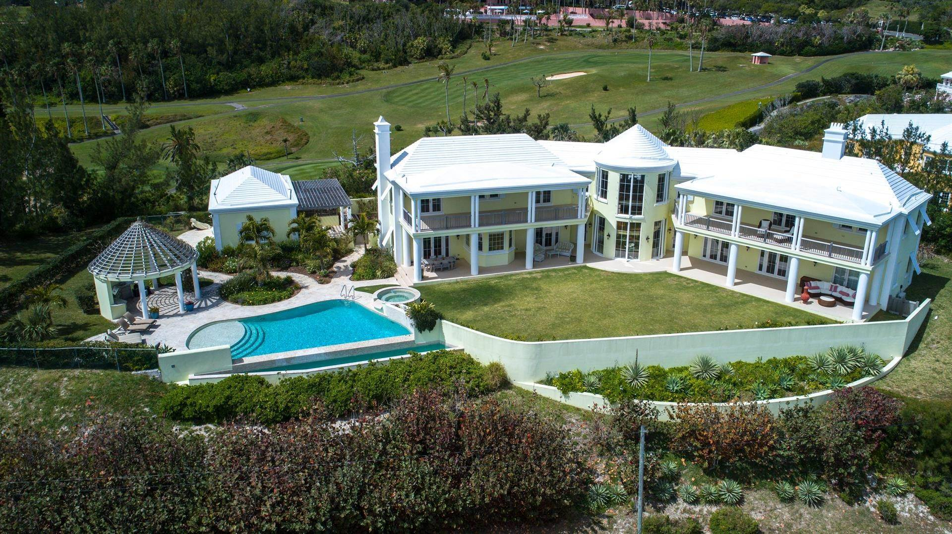 12. Single Family Homes للـ Sale في Duamber At The Fairmont Southampton Duamber At The Fairmont Southampton, 119 Harbour View Drive,Bermuda – Sinclair Realty