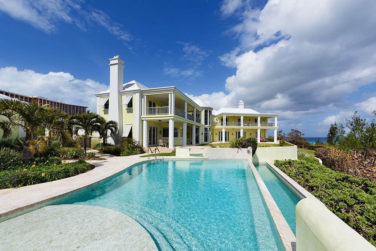 2. Single Family Homes للـ Sale في Duamber At The Fairmont Southampton Duamber At The Fairmont Southampton, 119 Harbour View Drive,Bermuda – Sinclair Realty