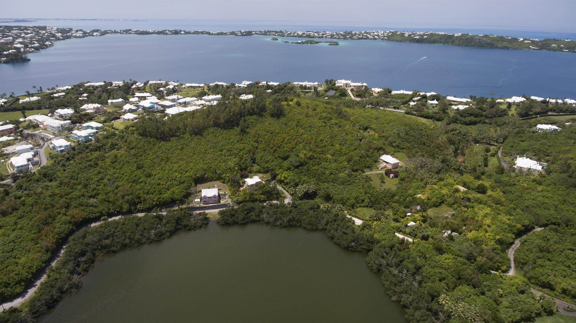 Domaine pour l Vente à North Estate: Old Quarry & North Farm North Estate: Old Quarry & North Farm, 126 Harrington Sound Road,Bermuda – Sinclair Realty