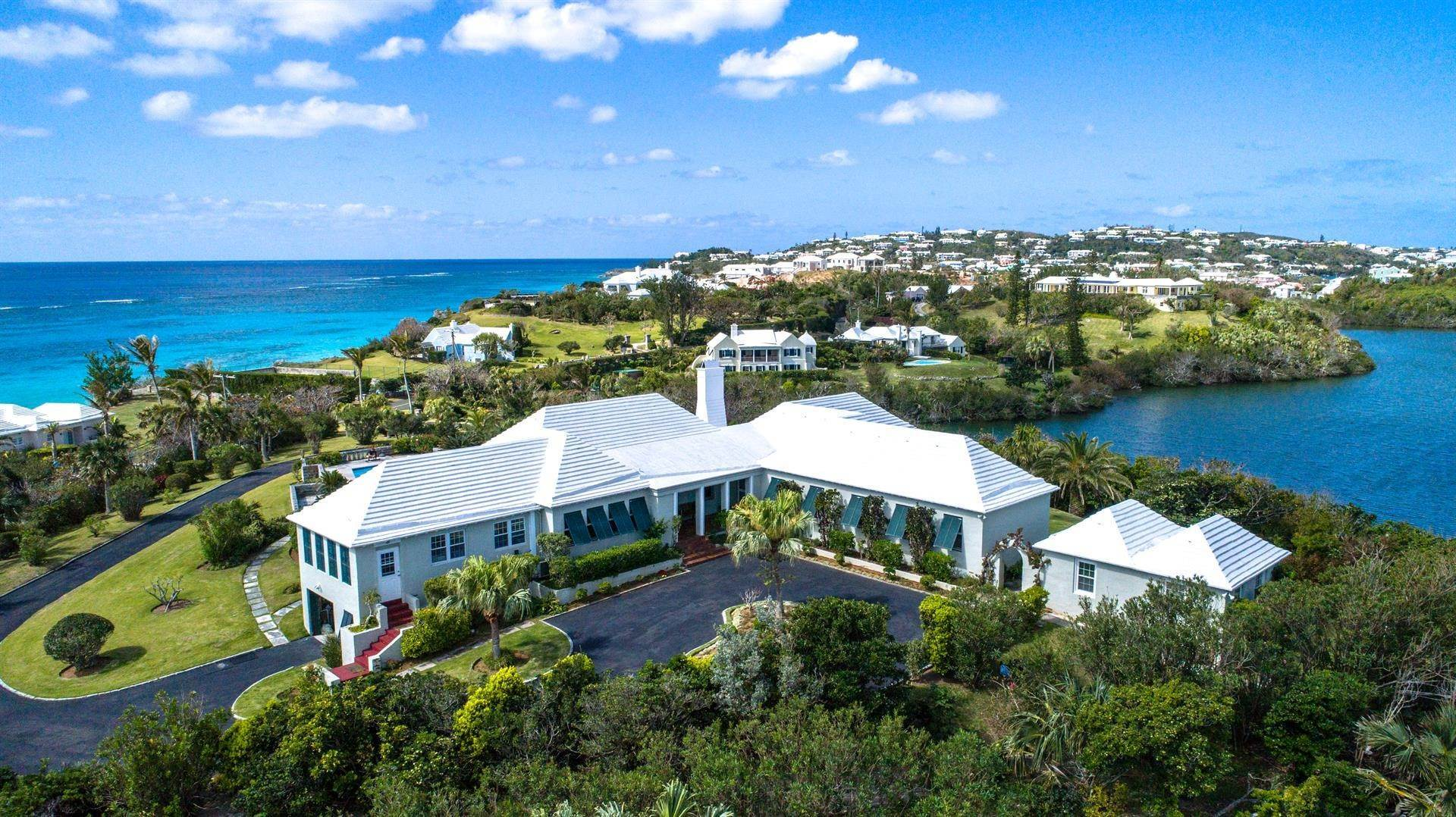 Mirabeau In Tucker's Town 7 South Road, Hamilton Parish, Bermuda HS02 버뮤다에 Single Family Homes